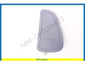 Airbag front seat, right, grey