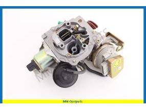 Carburetter, Manual transmission