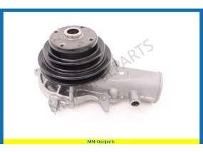 Water pump diesel  until enginenr. 2.0D-102685, 23D-55082