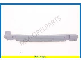 Moulding sill left 2000 / GSI / Turbo