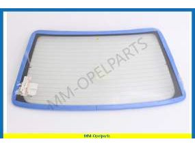 Glass rear heated clear 3/5-drs Hatchback