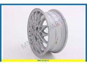 Rim, aluminium 5,5J x 14 ET49 (Silver) (IDENT LY)