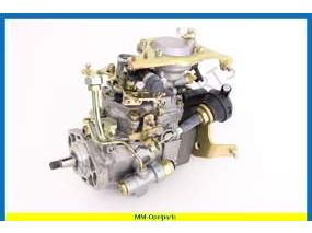Fuel injectionpump, (with immobilizer)