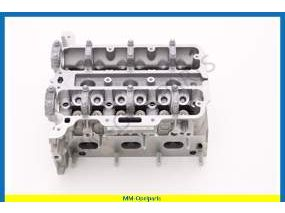 Cylinder head with valves, without camshaft
