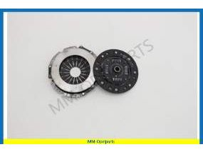 Clutch set   X1.0XE (plate and pressure plate)