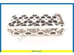 Cylinderhead, wihtout valves & camshaft, Y17DT, Z17DTL