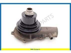 Water pump with pulley with AC Diesel  Rekord E