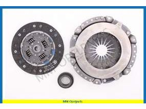 Clutch set 1.6D/1.6DA  until engine 14310804  8.5-inch/215-mm
