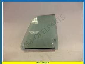 Door window glass right green tinder convertible