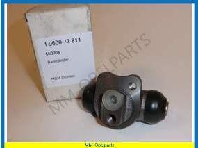 Wheel brake cylinder  11/16