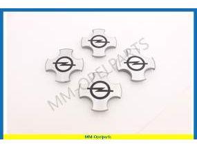 """Wheel cover, for 5,5J X 13"""" alu rims, SET (4 pieces)"""