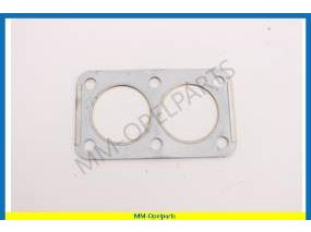 Gasket exhaust pipe, 65 X 115MM