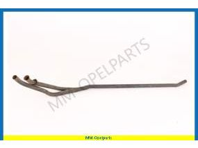 Front exhaust pipe 2.2/2.5S