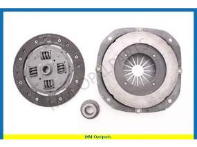 Clutch set  1.2   7.1 inch/180-mm (Deposit, see info)