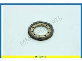 Gear, F16, 71 teeth, 71/19 Ratio, (Ident 3 grooves)