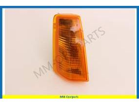 Flasherlight orange, with base, right  from Vin-number D1000029