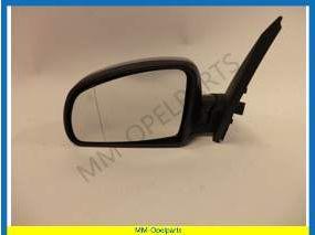 L.Mirror Meriva 03- el.adj./heat.