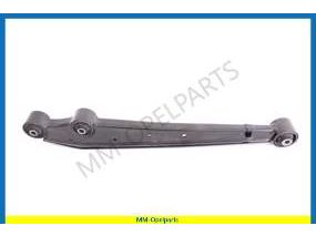 Control arm rear axle left including bearing