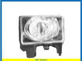 Fog lamp left Astra 04- imi. E-mark, also Zafira 05-