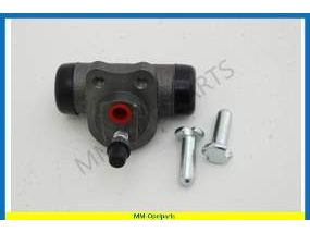Brake cylinder with pins  19 mm
