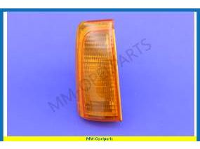 Front repeater lamp, w/o socket, orange,right  85-