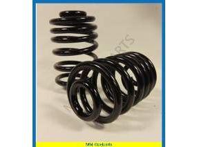 Coil spring rear  VIVARO H/D   03-