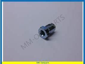 Wartel brake line  M10 x 1 x 5