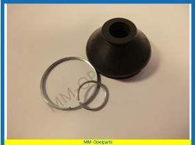 Gaiter voor Steering knuckle and/or Tie rond end  38 mm / 14 mm