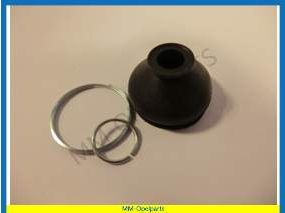 Gaiter voor Steering knuckle and/or Tie rond end  33 mm / 11 mm